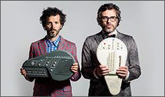 Flight of the Conchords tickets at SummerStage, New York City