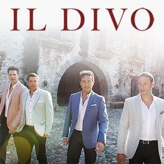 Arvest bank theatre at the midland il divo amor pasion tour - Divo music group ...