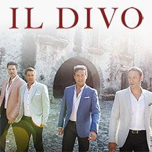 Il divo amor pasion tour tickets in kansas city at - Il divo biography ...