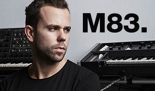 M83 tickets at Arvest Bank Theatre at The Midland in Kansas City