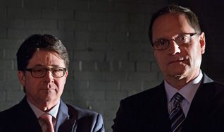 Making A Murderer's Dean Strang & Jerry Buting: A Conversation on Justice tickets at The Warfield in San Francisco