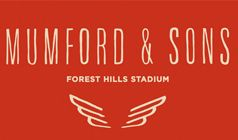 Mumford & Sons tickets at Forest Hills Stadium in Queens