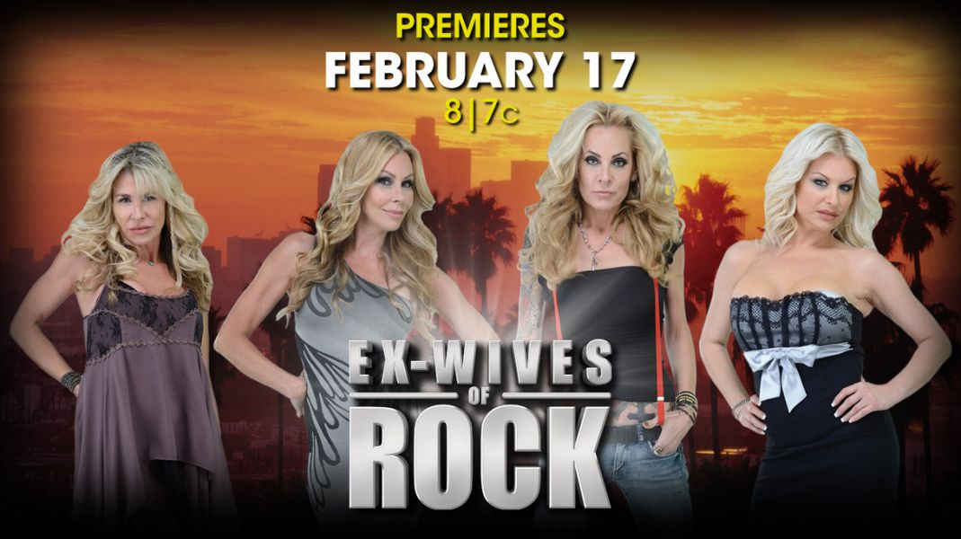 """Ex-Wives of Rock"""