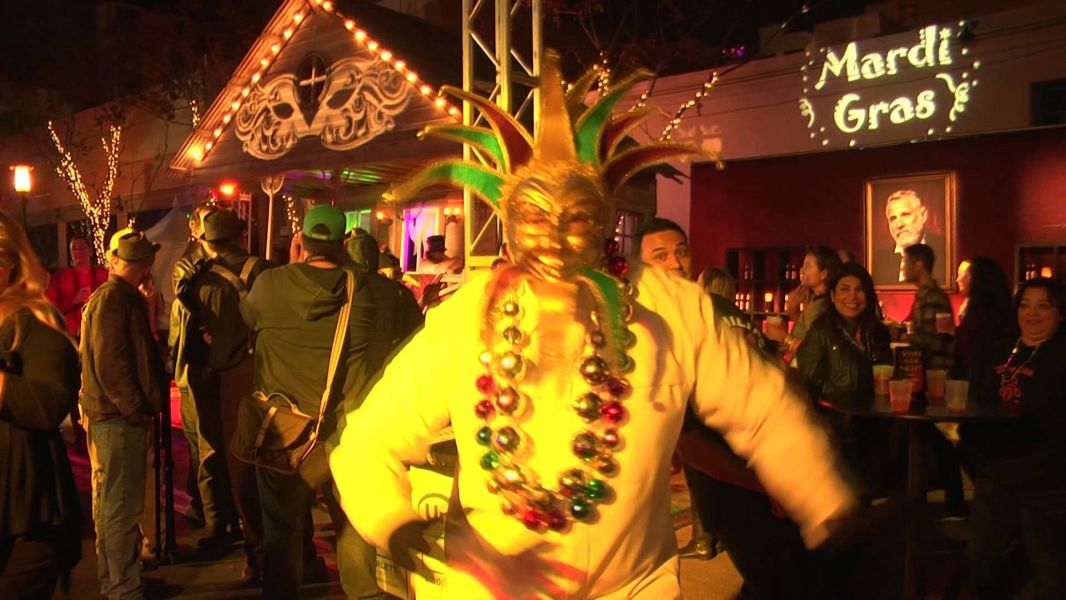 5 great Mardi Gras parties outside of New Orleans