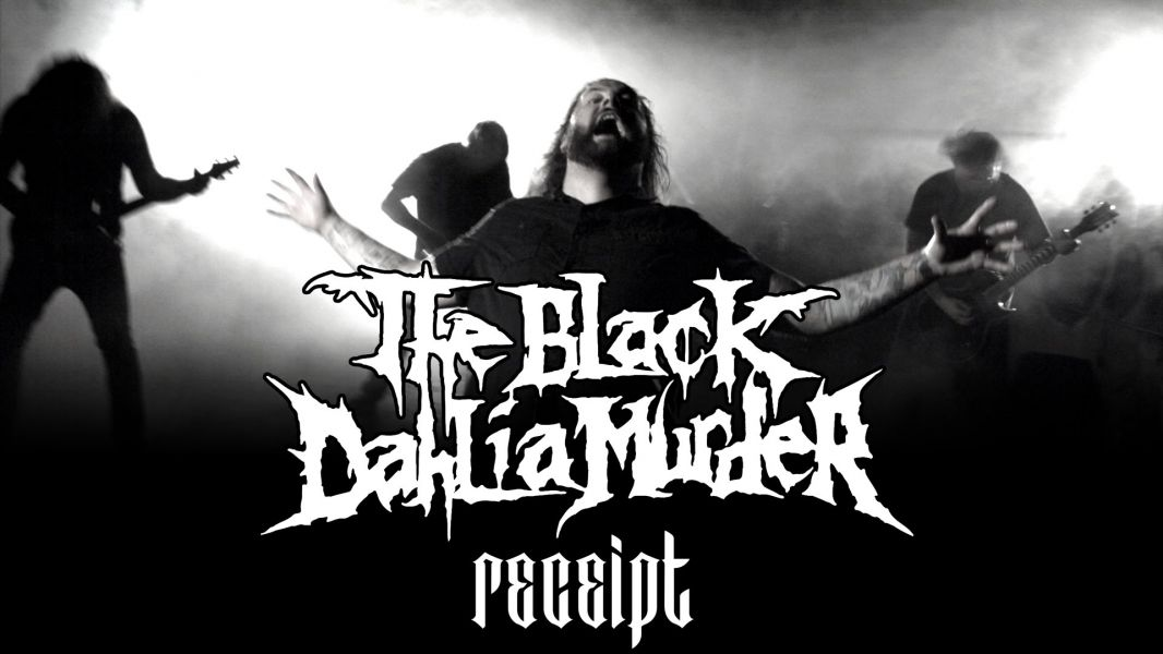The Black Dahlia Murder announce headlining tour dates for spring 2016
