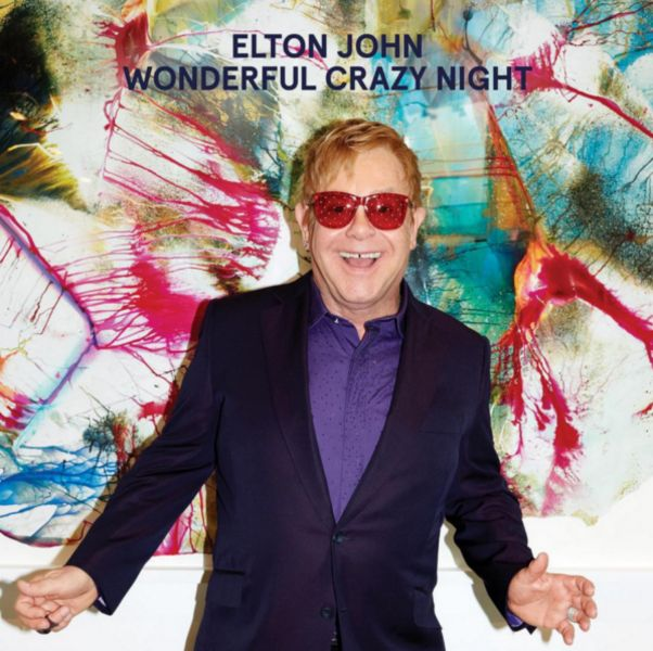 Everything you need to know about Elton John's new album 'Wonderful Crazy Night'