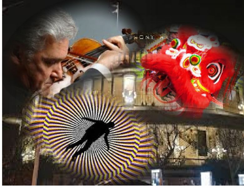 Violins, Vertigo and Dragons at Davies Symphony Hall