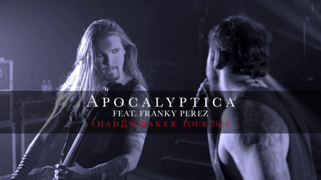 Apocalyptica announces U.S. spring tour