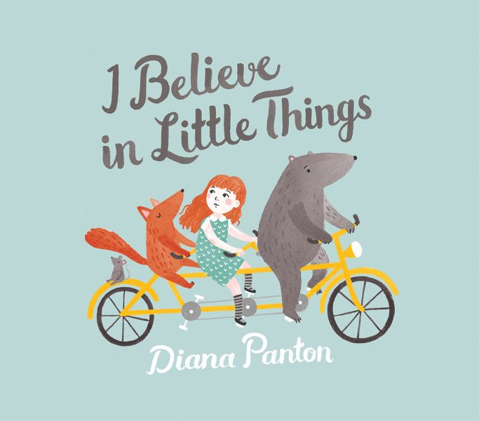 Diana Panton is a jazz singer who has created albums for children.