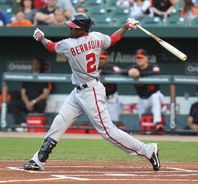 Mets sign Bernadina from the Rockies
