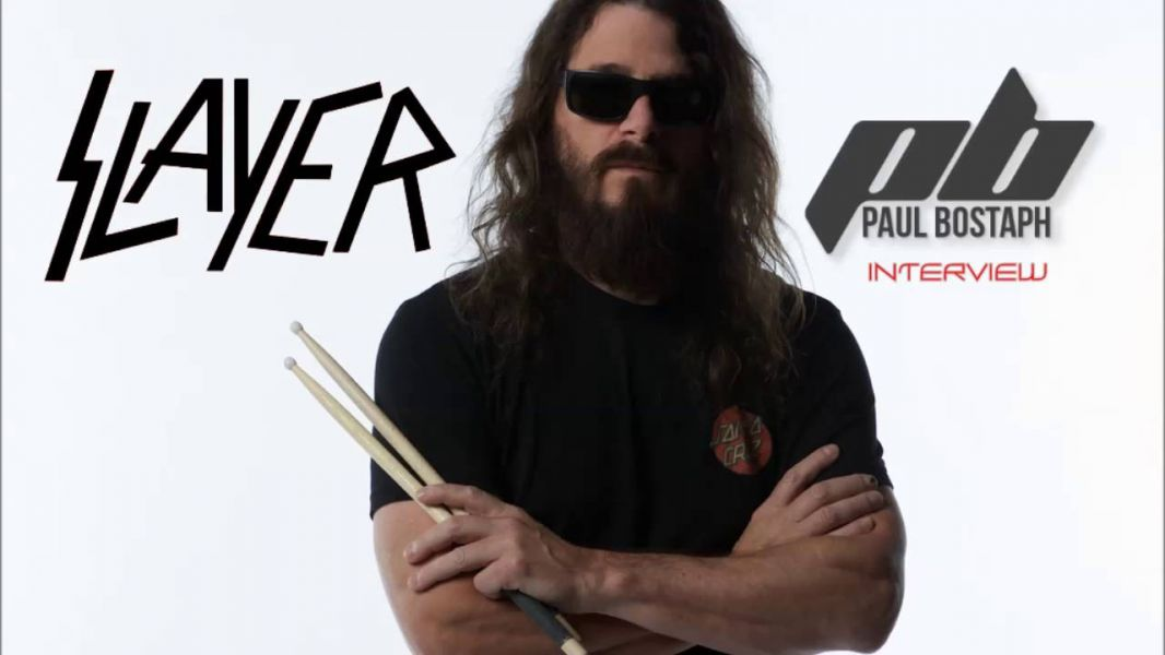 Slayer interview: Paul Bostaph is just looking to have fun behind the drums