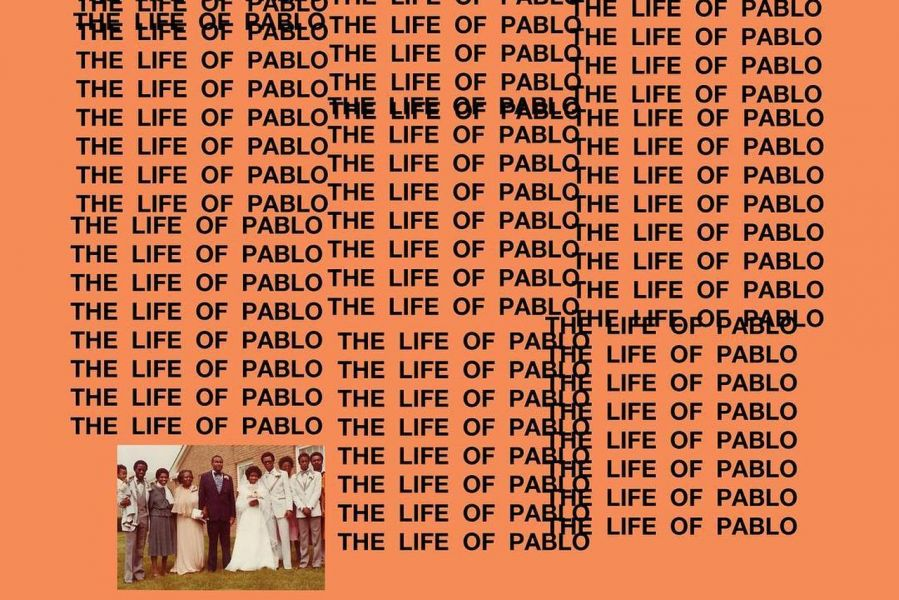 The Life of Pablo album cover