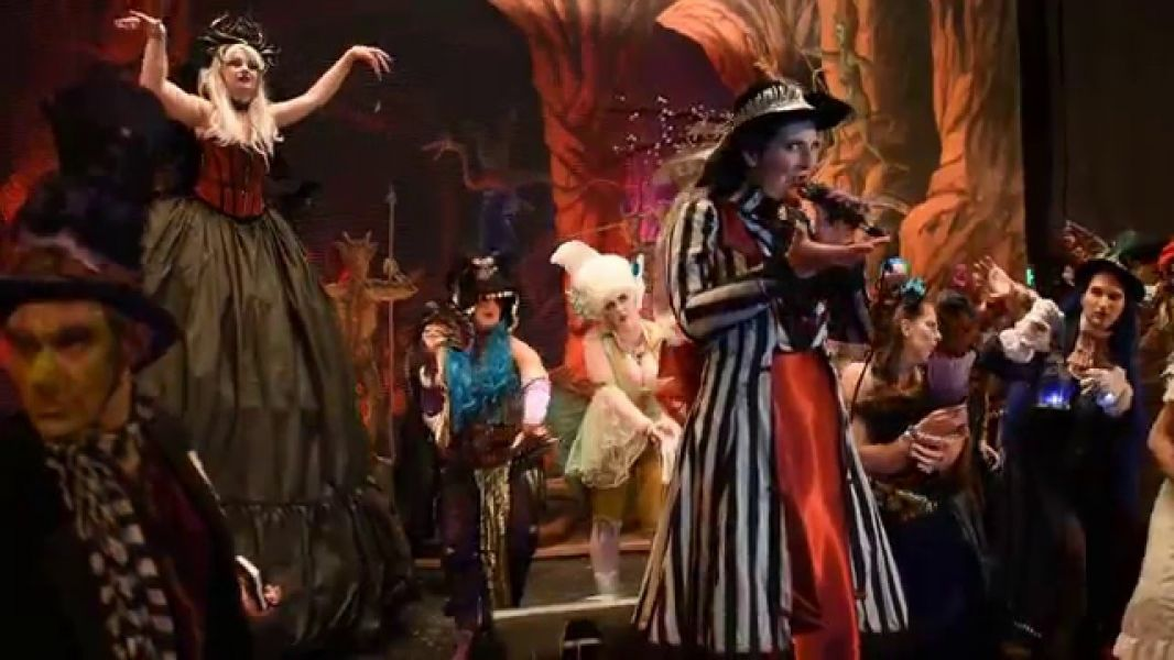 The Edwardian Ball continues to amaze and delight