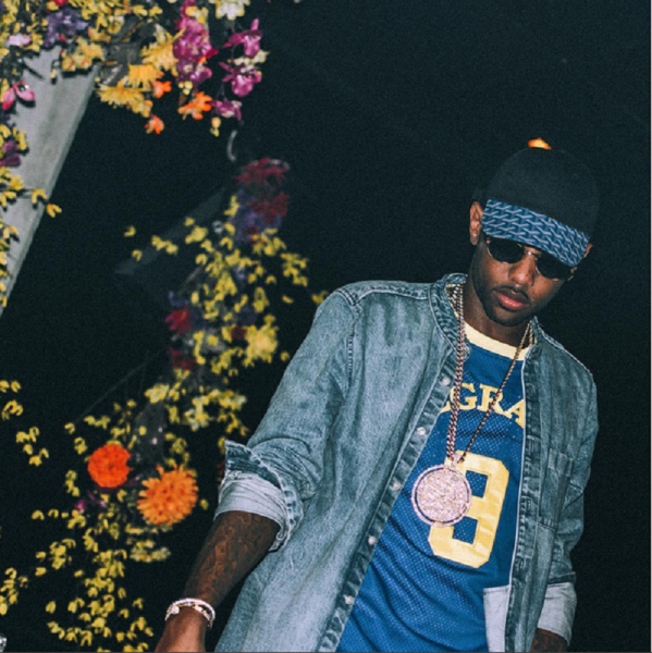Fabolous wearing the Jimmy Brooks Degrassi Community School Jersey