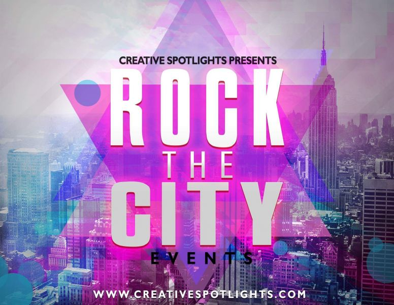 Rock the City NYC