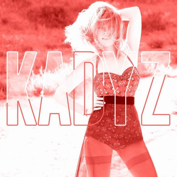 Kady Z: 'Finding myself'
