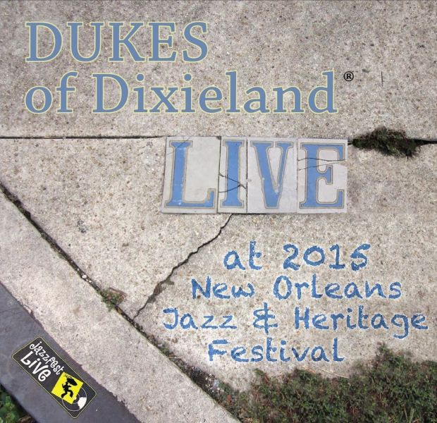 Six New Orleans musicians strong, the Dukes of Dixieland deliver gritty, rollicking music for a live audience from the 2015 New Orleans Jazz