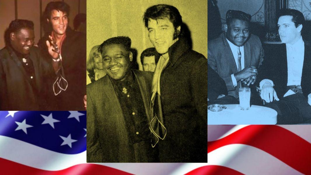 Fats Domino, 88, remembers Elvis Presley