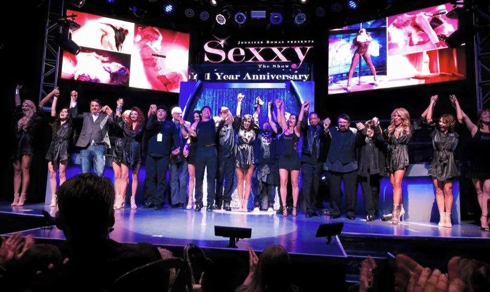 'Sexxy' at Westgate Las Vegas celebrates 1st anniversary
