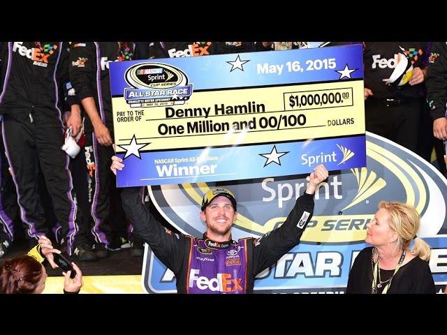 Interview: Denny Hamlin previews 2016 NASCAR season