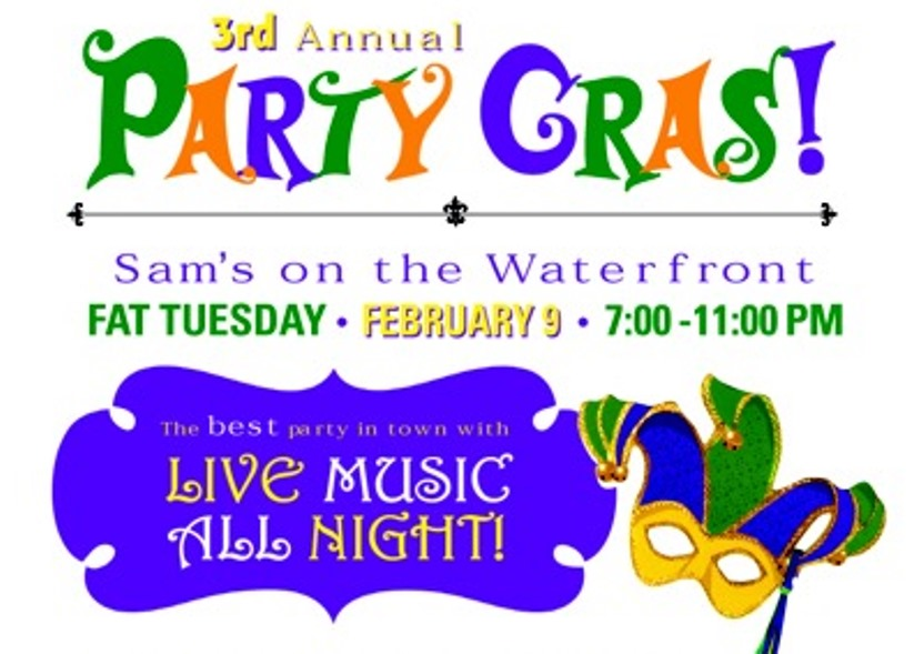 Annapolis is home to one of the best Fat Tuesday and Mardi Gras celebrations around