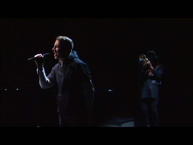 Watch Macklemore's impressive performance of 'White Privilege II' on 'Colbert'