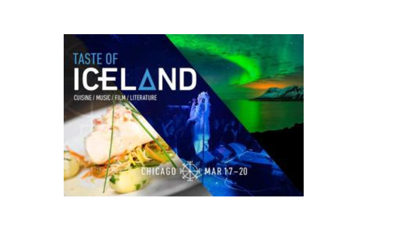 Chicago hosts Taste of Iceland