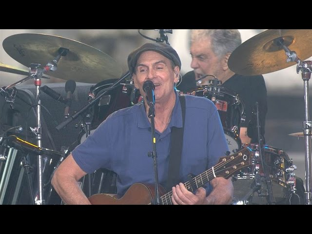 James Taylor announces 2016 spring tour of Canada