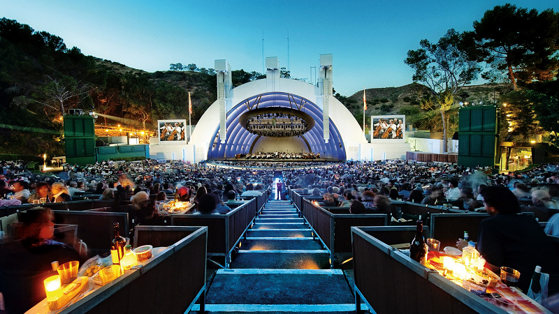 Hollywood Bowl 2016 Summer Concert Season Schedule