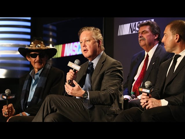 NASCAR announces new charter business model for Sprint Cup Series