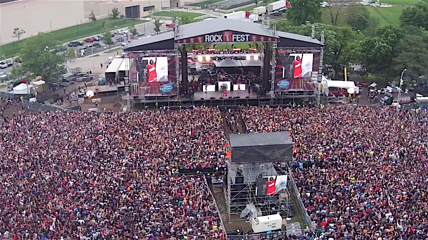 Rockfest 2016: What you need to know