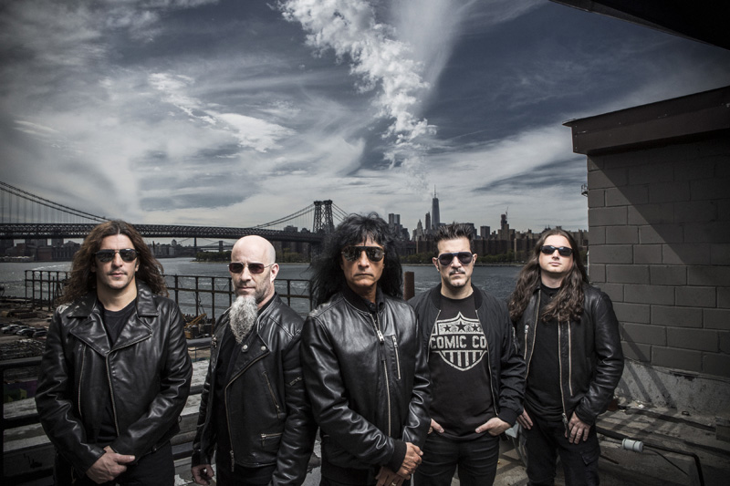 Anthrax announces 'For All Kings' listening party