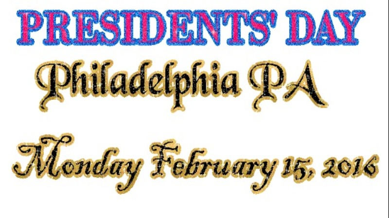 Enjoy a variety of exhibits, plays, and concerts on Presidents' Day.