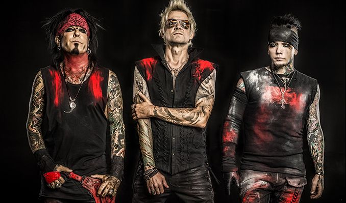 Sixx:A.M. tickets at Rams Head Live!, Baltimore