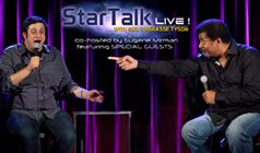 StarTalk Live! with Neil deGrasse Tyson & Eugene M tickets at Count Basie Theatre in Red Bank