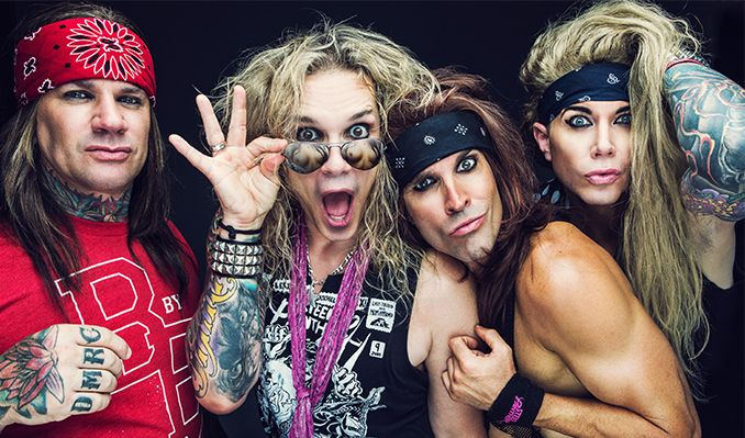Steel Panther tickets at Rams Head Live!, Baltimore