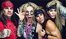 Steel Panther tickets at City National Grove of Anaheim, Anaheim