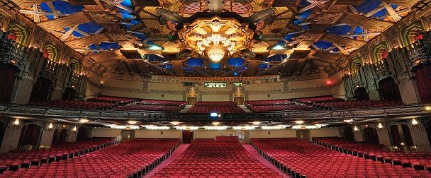 pantages theatre official site