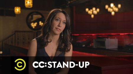 April brings Comedy Central specials from Chris Hardwick, Rachel Feinstein, more