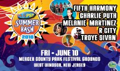 94.5 WPST's Summer Bash  tickets at Mercer County Park Festival Grounds in West Windsor Township