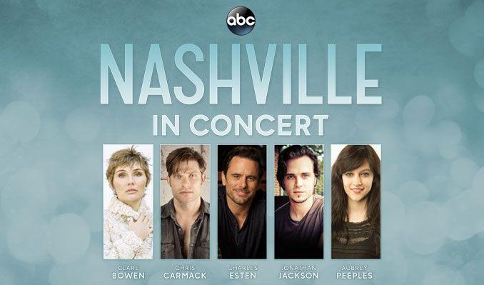 ABC's Nashville Live In Concert