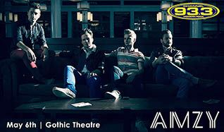 AMZY tickets at Gothic Theatre in Englewood