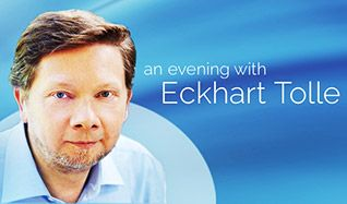 An Evening with Eckhart Tolle tickets at Temple Hoyne Buell Theatre in Denver