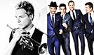Chris Botti / The Tenors tickets at The Mountain Winery in Saratoga