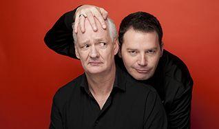 Colin Mochrie & Brad Sherwood tickets at Keswick Theatre in Glenside