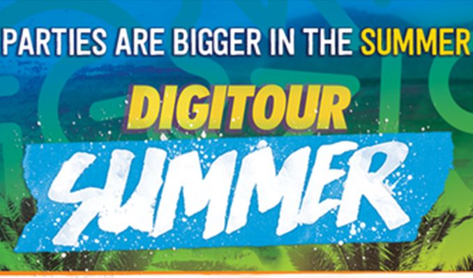 DigiTour Summer tickets at Rams Head Live! in Baltimore