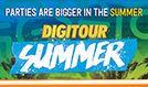 DigiTour Summer 2016 tickets at The Regency Ballroom in San Francisco