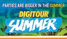 DigiTour Summer tickets at The National in Richmond