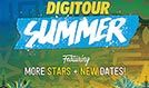 DigiTour Summer tickets at Mill City Nights in Minneapolis