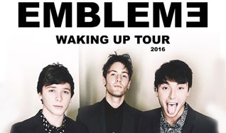 EMBLEM3 tickets at The Trocadero Theatre in Philadelphia